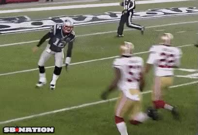 Watch and share Post Tom Brady Attempt At Tackle Kbl GIFs on Gfycat