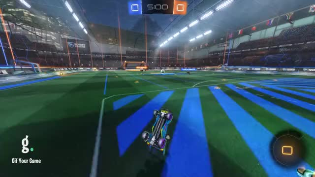 Watch Goal 1: DEM | Redline GIF by Gif Your Game (@gifyourgame) on Gfycat. Discover more Gif Your Game, GifYourGame, Goal, Rocket League, RocketLeague, Rolamin GIFs on Gfycat