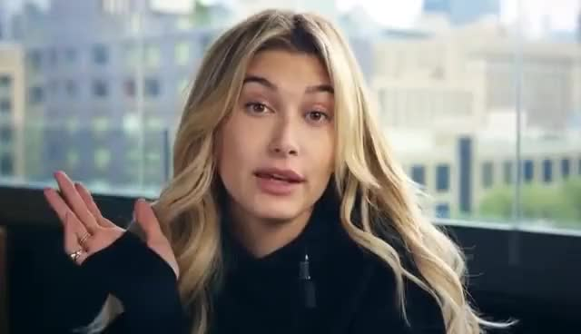 Watch and share Hailey Baldwin GIFs and Hailey Bieber GIFs on Gfycat