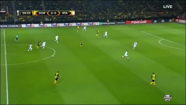 Watch and share Michy Pre-assist For Schurrle Goal Vs Atalanta GIFs on Gfycat