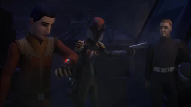 Watch Star Wars Rebels S03E06 Imperial Supercommandos Segment 0 x264 GIF on Gfycat. Discover more related GIFs on Gfycat