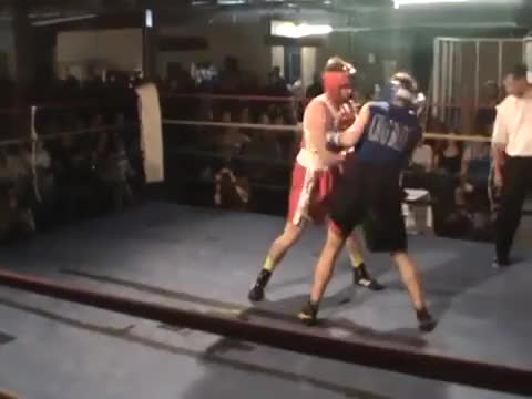 Watch Right hook, Left hook, duck, win. GIF by @powgui on Gfycat. Discover more related GIFs on Gfycat
