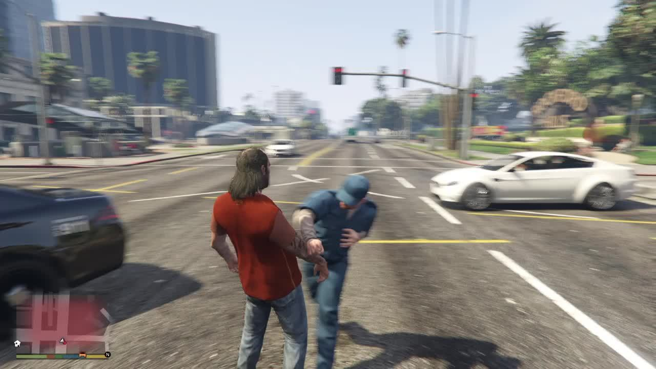 gaming, ps4, Cops don't give a fuck GIFs