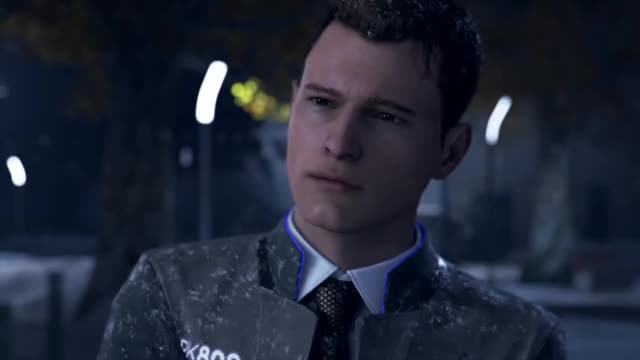 Watch Confus boi GIF by @fububzzz on Gfycat. Discover more detroit become human GIFs on Gfycat