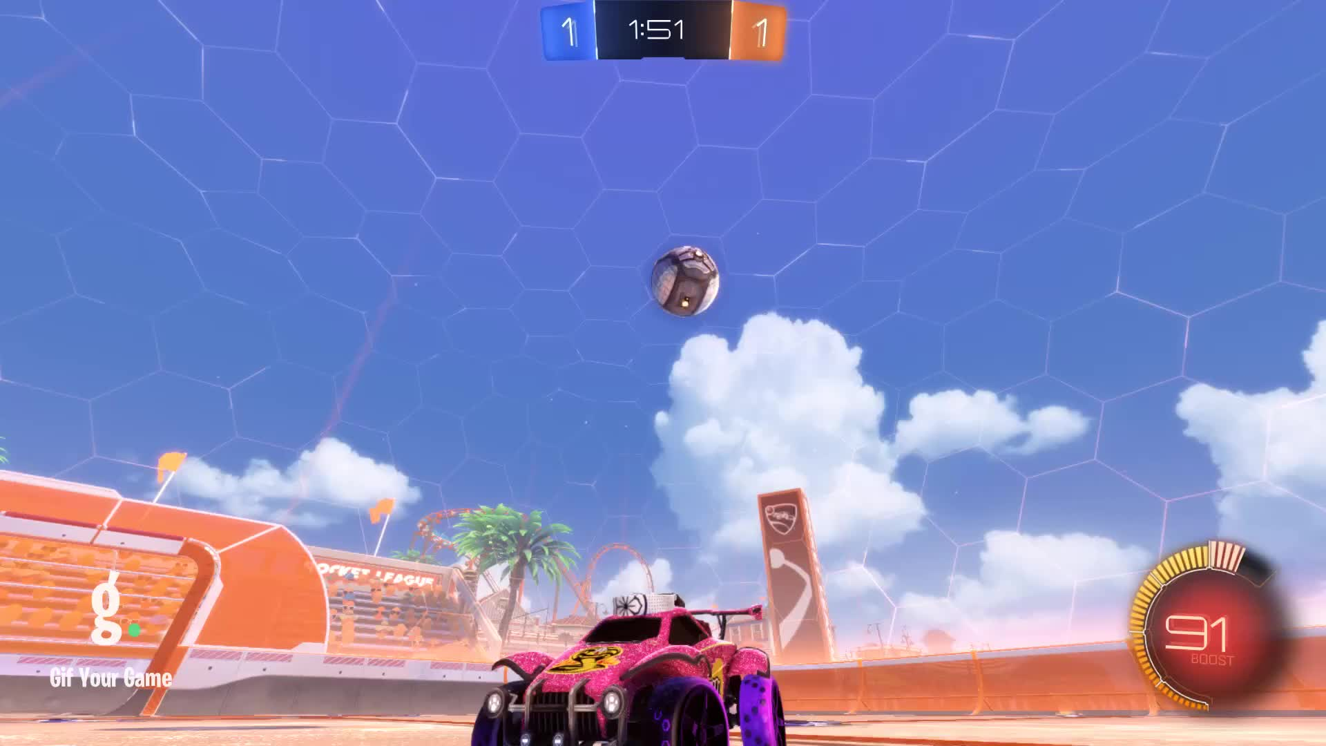 Gif Your Game, GifYourGame, Goal, Rocket League, RocketLeague, SoGongDongTofu, Goal 3: SoGongDongTofu GIFs