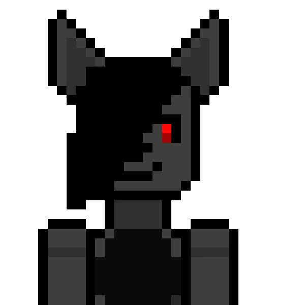 Watch and share FNAF Whisper The Wolf Gif By IceMintSong animated stickers on Gfycat