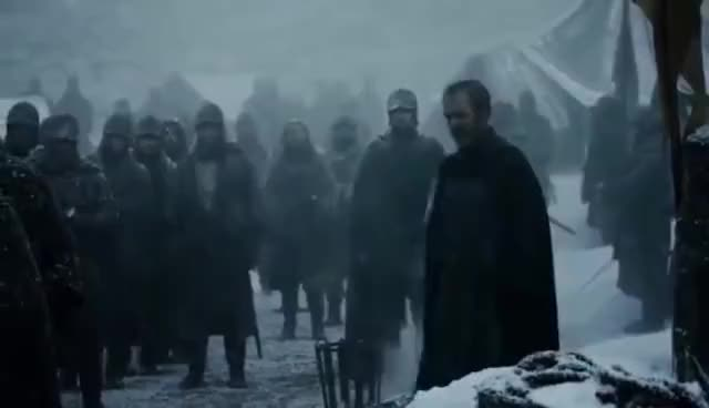 Watch Game of Thrones 5x09 - Shireen Baratheon Death Scene GIF on Gfycat. Discover more related GIFs on Gfycat