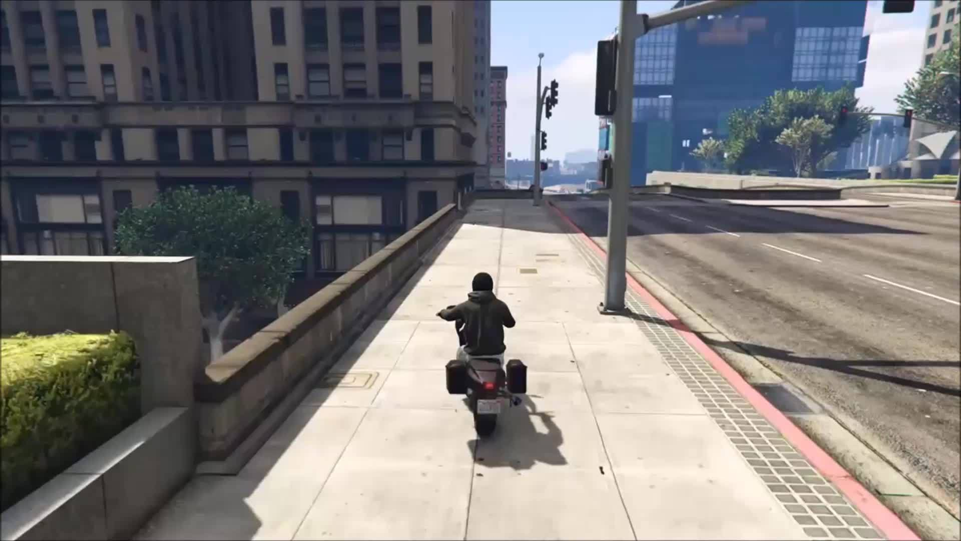GTAV, GamePhysics, GrandTheftAutoV, 1080 gifs much too big to fit in regular browser window. Perhaps large gifs should auto resize to window? (reddit) GIFs