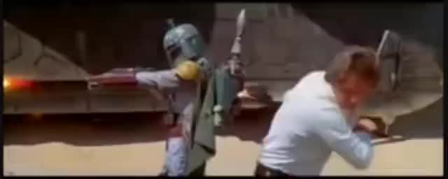 Watch Boba Fett falls into Sarlacc Pit GIF on Gfycat. Discover more related GIFs on Gfycat