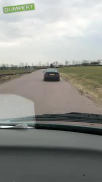 Driften op het platteland GIFs