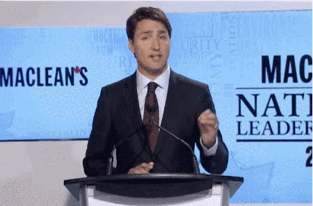 Watch and share Justin Trudeau GIFs and Politics GIFs on Gfycat