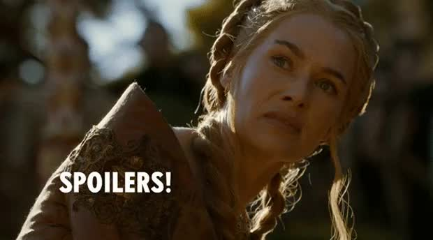 Watch and share Game Of Thrones GIFs and Spoiler Warning GIFs by Ricky Bobby on Gfycat