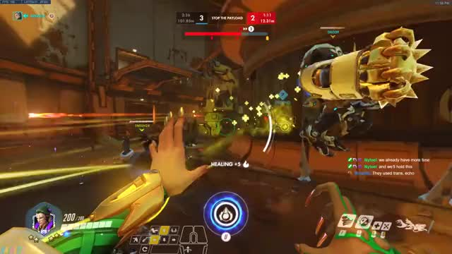 Watch and share Overwatch GIFs and Animetic GIFs by Best of Animetic on Gfycat