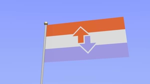 vexillology, Flag of Reddit GIFs