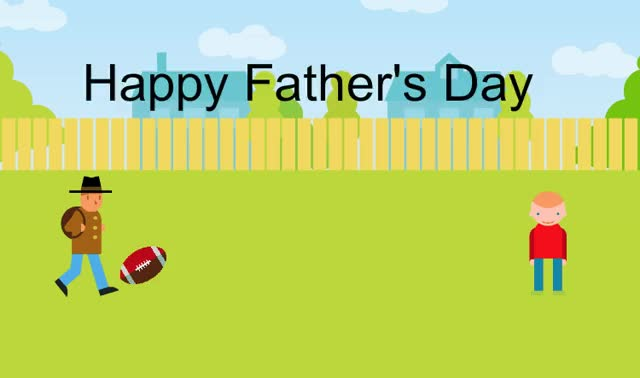 Watch and share Happy Father's Day From Hannah Se GIFs on Gfycat