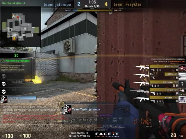 Watch When your team is struggling, so you pull a 1v5. GIF on Gfycat. Discover more 60fpsgfy GIFs on Gfycat