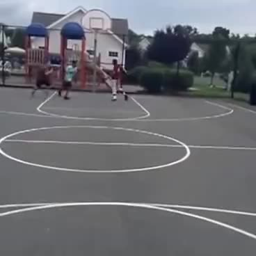 Watch and share African Dad Playing Basketball   Vine Full Clip GIFs on Gfycat