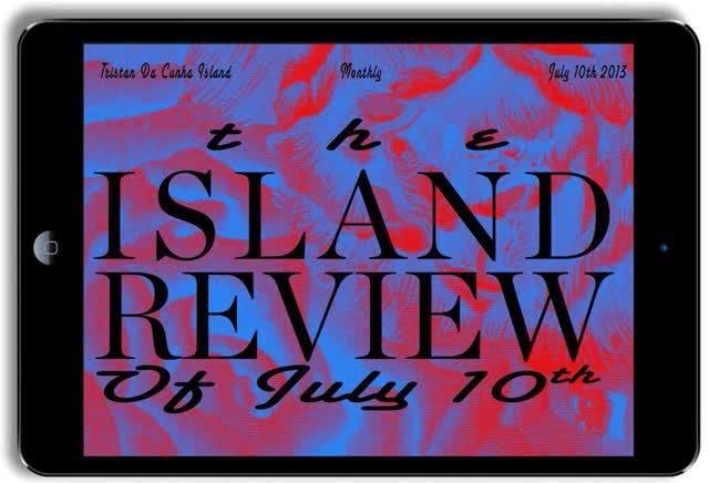 🇹🇦 — Tristan da Cunha