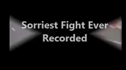 LiveLeak com - Sorriest Fight Ever Recorded GIF | Find, Make
