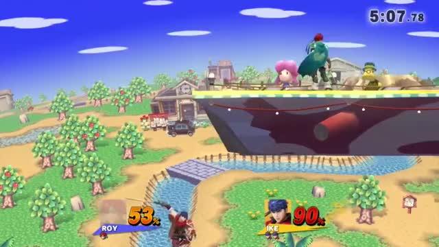 Watch Aether Sucks 26: HyperKirby's Roy Edition GIF by Tom G-p Scott (@lyragp) on Gfycat. Discover more Chrom, Gaming, Hyper Kirby, Roy, SSBU, Smash, Smash Bros, Super Smash Bros, Ultimate GIFs on Gfycat