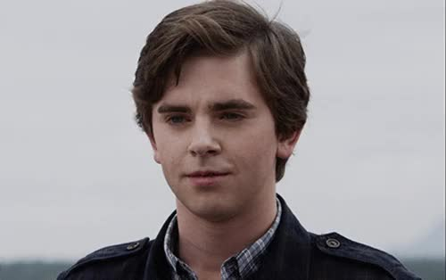 Watch and share Freddie Highmore GIFs on Gfycat