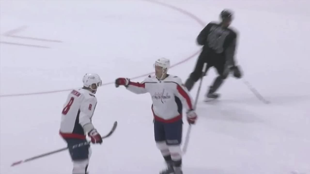 Caps goal hug GIFs
