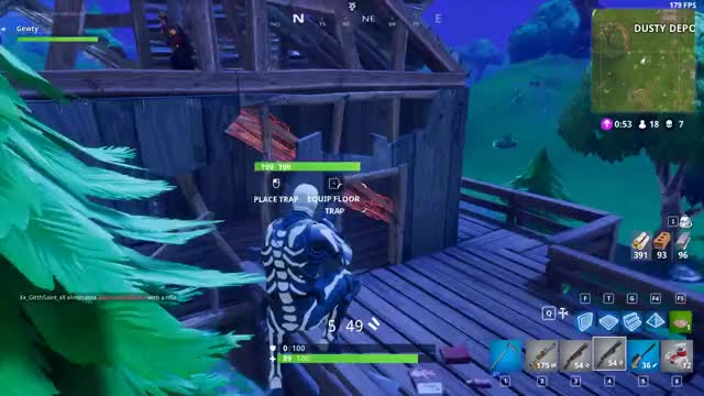 Watch He Thought he was safe! | Fortnite GIF on Gfycat. Discover more Fortnite, GeForceGTX, ShareEveryWin GIFs on Gfycat