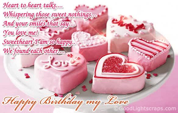 Watch and share Romantic Birthday GIFs on Gfycat
