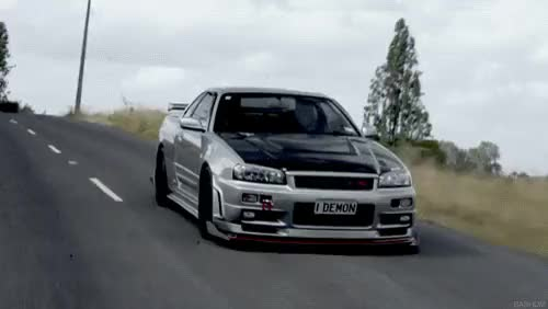 Watch and share Skyline GIFs and Datsun GIFs on Gfycat