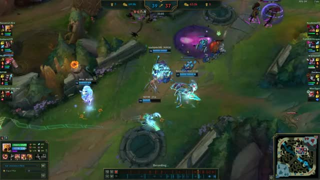 Watch and share Azir + Liandry's + Elder Drake = Brokie? GIFs by rushgt on Gfycat