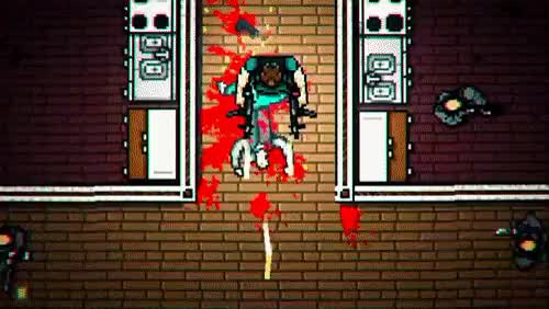 Watch and share Hotline Miami GIFs on Gfycat