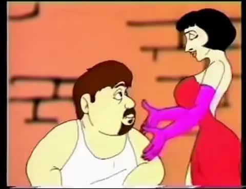 Watch Кабаре дуэт «Академия» — «Я обиделась!», 1996 GIF on Gfycat. Discover more related GIFs on Gfycat