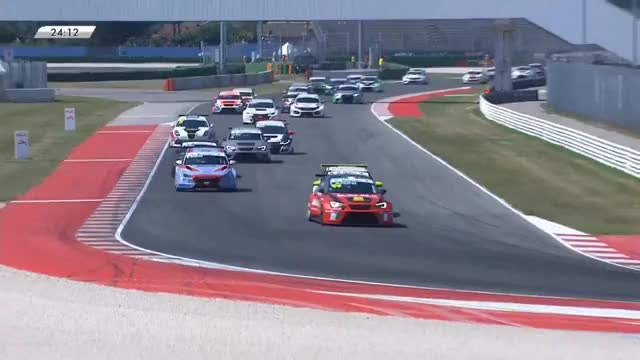 Watch and share Tcr Italian Series GIFs and Touring Car Racing GIFs on Gfycat
