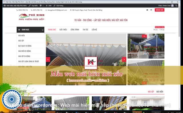 Watch Giao diện wordpress: Web mái hiên mái xếp (hoangweb.net/?s=maihien) GIF by Hoangweb (@hoangweb) on Gfycat. Discover more wordpress, wordpress themes GIFs on Gfycat