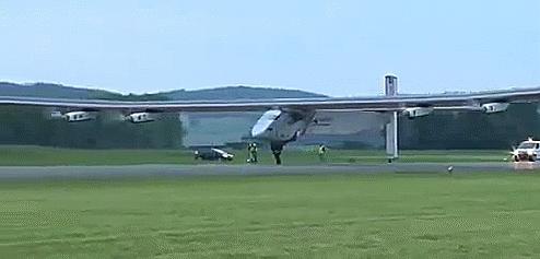 aviationgifs, Solar Impulse GIFs