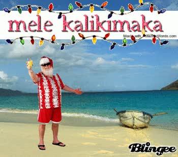 Watch and share Mele Kalikimaka GIFs on Gfycat