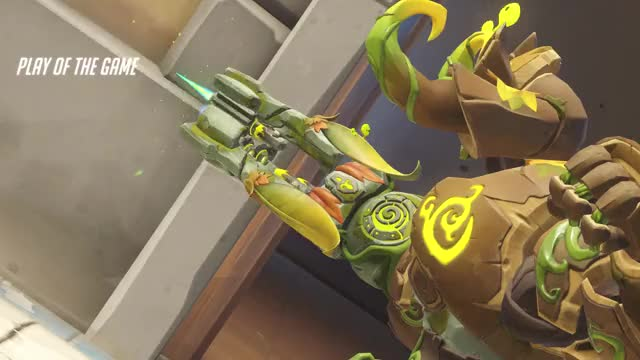 Watch and share Overwatch GIFs and Orisa GIFs by Rezeak on Gfycat