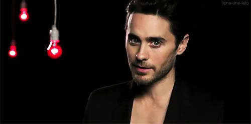 Watch and share Jared Leto GIFs on Gfycat