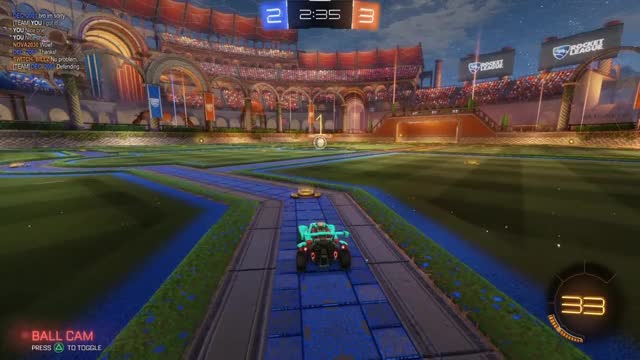 Watch Nice Forced Own Goal GIF on Gfycat. Discover more Rocket League, playstation 4, ps4share, rocketleague, sony interactive entertainment GIFs on Gfycat