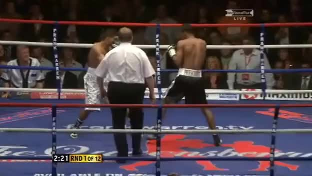 Watch Breidis Prescott KO's Amir Khan GIF by @xdbotx on Gfycat. Discover more boxing GIFs on Gfycat