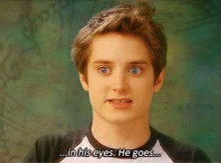 Watch this trending GIF on Gfycat. Discover more elijah wood GIFs on Gfycat