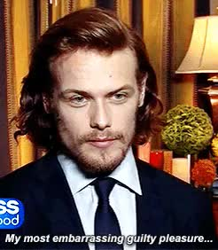 Watch Sam answers fan questions GIF on Gfycat. Discover more *, gif*, gifset, heughanedit, outlander cast, outlandercastedit, sam heughan, sam*, tca15 GIFs on Gfycat
