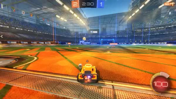 Watch this GIF on Gfycat. Discover more 60fpsgfy, goalkeeperhighlights, rocketleague GIFs on Gfycat