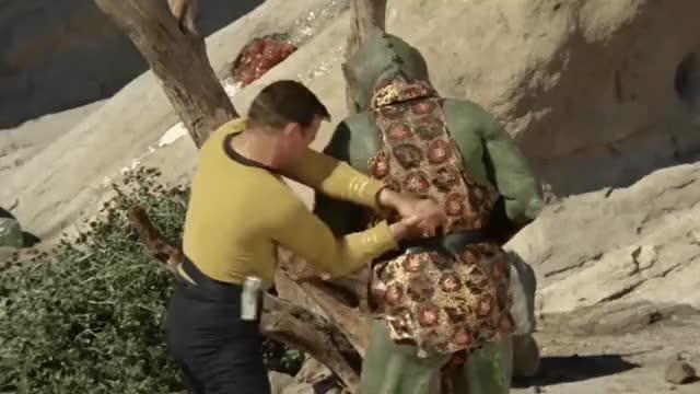 Watch Star Trek's Most Infamous Fistfight Is Still the Purest Celebration of Captain Kirk GIF on Gfycat. Discover more applause, arin, celebs, cheers, cosmicgirls, cute, dance, dubu, funny, hey, jihyo, kpop, mina, produce48, sana, star trek, stop, thanks, twice, wink GIFs on Gfycat