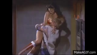 Watch and share Wonder Woman Vs Pied Piper GIFs by masterman on Gfycat