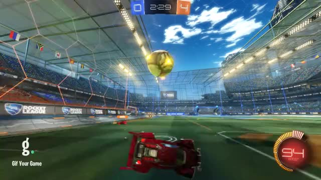 Watch Goal 5: Pinhead GIF by Gif Your Game (@gifyourgame) on Gfycat. Discover more Gif Your Game, GifYourGame, Goal, Pinhead, Rocket League, RocketLeague GIFs on Gfycat