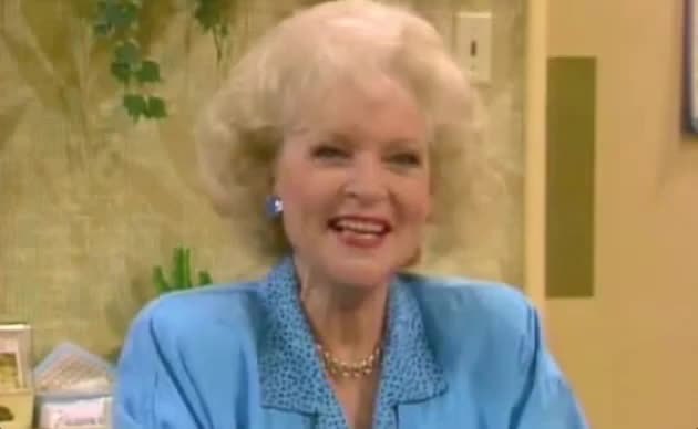 Watch this funny GIF by The GIF Smith (@sannahparker) on Gfycat. Discover more Betty White, funny, golden girls, haha, laughing, lol, rose nylund GIFs on Gfycat