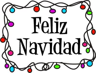 Watch and share Feliz Navidad Gifs animated stickers on Gfycat