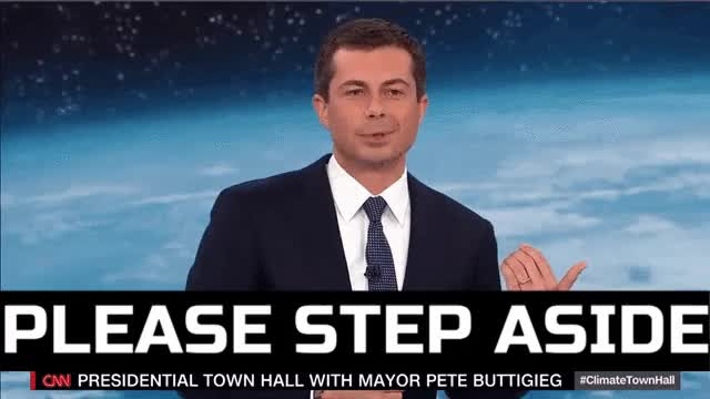Watch and share Pete Buttigieg GIFs by My Pete Gifs on Gfycat