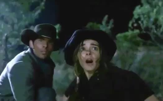 afraid, god, my, oh, omg, scared, westworld, Westworld - OMG scene GIFs